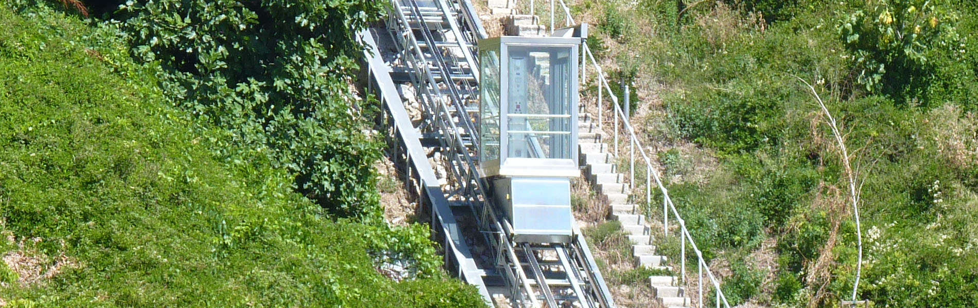 Inclined lifts