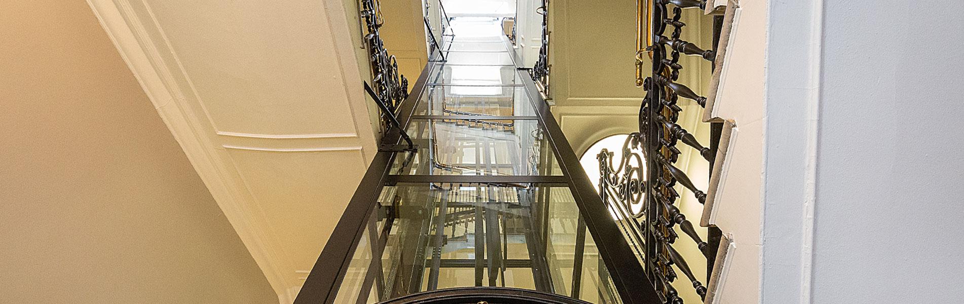 Bespoke lifts